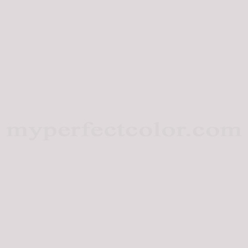 Match of Richard's Paint™ 3672-P Flowering Plum *