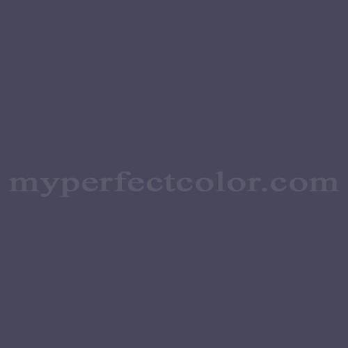 Match of Richard's Paint™ 3678-A Crushed Grape *