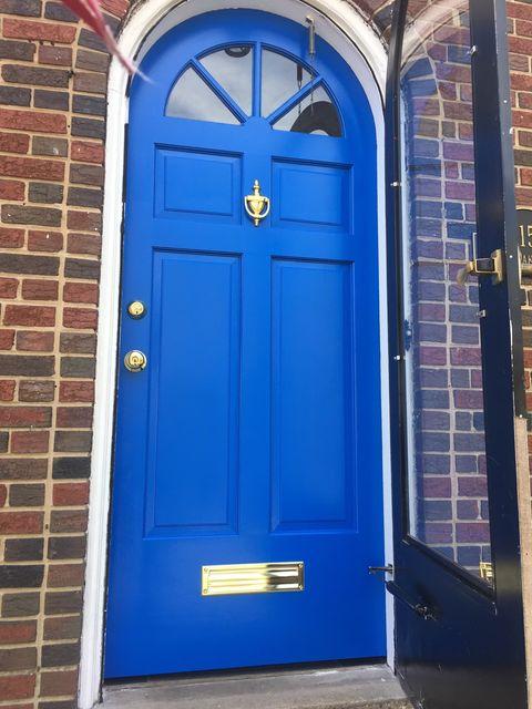 Majorelle Blue Paint