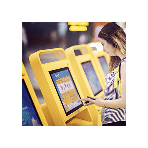 Paint for Kiosk Manufacturers