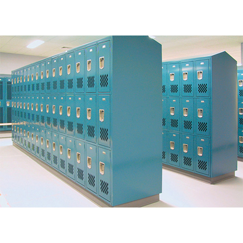 Touch up paint for locker manufacturers