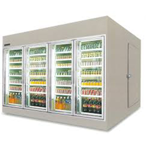Touch up paint for walk-in refrigeration manufacturers