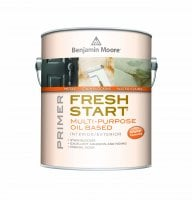 Benjamin Moore™ 024 Fresh Start Interior/Exterior Alkyd Primer (Quarts or Gallons)