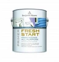 Benjamin Moore 046 Fresh Start Superior Interior/Exterior Acrylic Primer - White - Gallon