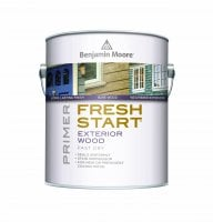 Benjamin Moore™ 094 Fresh Start Fast Dry Exterior Alkyd Primer (Quarts or Gallons)