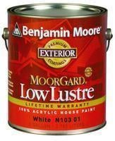 Benjamin Moore™ W103 Regal Select Moorgard Exterior Low Lustre
