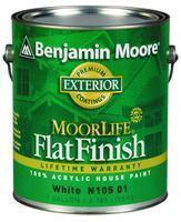 Benjamin Moore™ W105 Regal Select Moorlife Exterior Flat