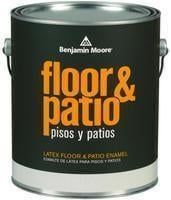 Benjamin Moore™ 122 Latex Floor Paint (Gallons)