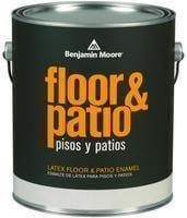 Benjamin Moore™ 122 Latex Floor Paint