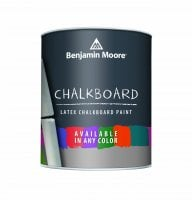 Benjamin Moore™ 307 Studio Finishes Chalkboard Paint Black - Quart