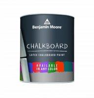 Benjamin Moore™ 307 Studio Finishes Chalkboard Paint Black - Quart