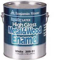 Benjamin Moore™ 309 Impervex High-Gloss Finish Paint