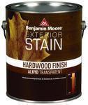 Benjamin Moore™ 321 Exterior Hardwood Stain Transparent