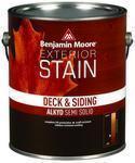 Benjamin Moore™ 329 Exterior Wood Stain Semi-Solid