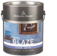 Benjamin Moore™ 405 Latex Glazing Liquid Clear - Quart