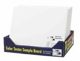 Color Tester Sample Board (3-Pack)