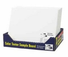 Color Tester Sample Board (6-Pack)