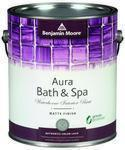 Benjamin Moore™ 532 Aura Waterborne Interior Bath  Spa Matte Finish Paint