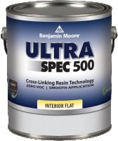 Benjamin Moore™ 536 Ultra Spec Latex Flat (Gallons or Fives)