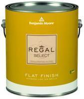 Benjamin Moore™ 547 Regal Select Flat (Quarts, Gallons or Fives)
