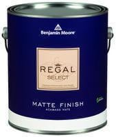 Benjamin Moore™ 548 Regal Select Matte (Quarts, Gallons or Fives)