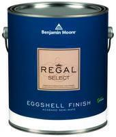Benjamin Moore™ 549 Regal Select Eggshell (Quarts, Gallons or Fives)