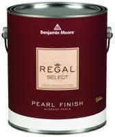 Benjamin Moore™ 550 Regal Select Pearl (Quarts, Gallons or Fives)