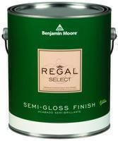 Benjamin Moore™ 551 Regal Select Semi Gloss (Quarts, Gallons or Fives)