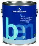 Benjamin Moore™ 626 Ben Waterborne Interior Eggshell Finish Paint