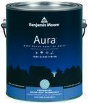 Benjamin Moore™ 632 Aura Waterborne Exterior Semi Gloss Finish Paint