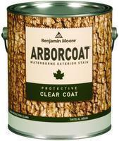 Benjamin Moore™ 636 Arborcoat Exterior Waterborne Clear Coating