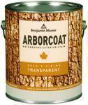 Benjamin Moore™ 623 Arborcoat Exterior Waterborne Translucent Stain