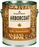 Benjamin Moore™ 638 Arborcoat Exterior Waterborne Semi-Transparent Stain