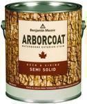 Benjamin Moore™ 639 Arborcoat Exterior Waterborne Semi-Solid Stain