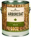 Benjamin Moore™ 640 ArborCoat Exterior Waterborne Solid Siding  Deck Stain