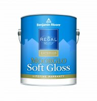 Benjamin Moore™ W096 Regal Select Moorglo Exterior Soft Gloss