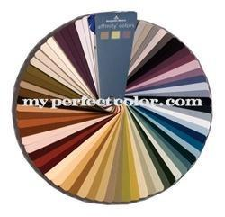 Benjamin Moore™ Aura Affinity Colors Fan Deck (144 New Colors)