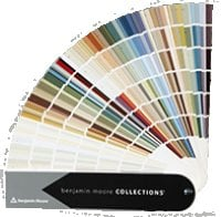 Benjamin Moore™ Paint Collections Fan Deck