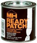 Zinsser M/h Ready Patch Spackling Compound Half Pint