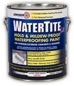 Zinsser Watertite LX Latex Waterproofing Paint Gallon