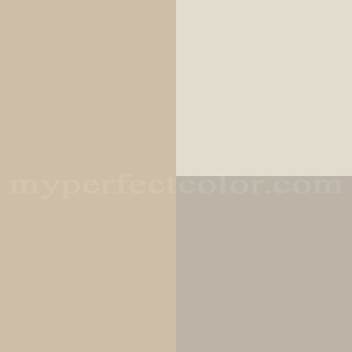 Beautiful Benjamin Moore™ Color Combinations - Interior 22 Scheme Created By RN89