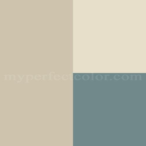 Benjamin Moore™ Color Combinations   Exterior 34