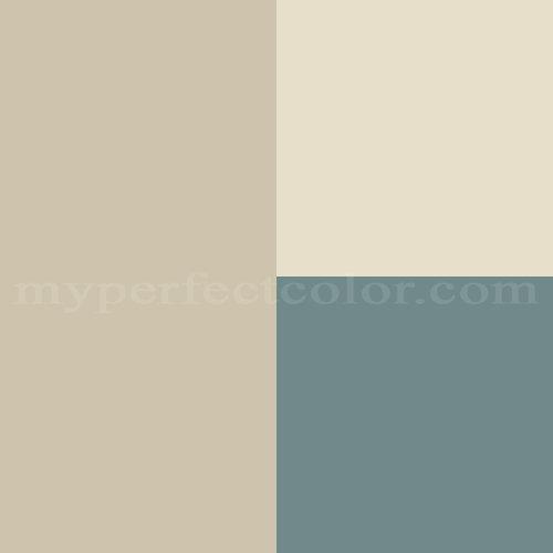 Benjamin Moore Color Combinations Exterior 34 Scheme Created By