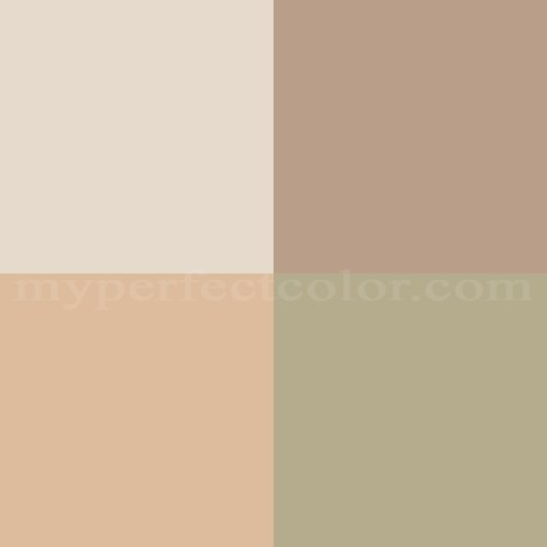 Benjamin Moore Affinity Color Collection Pure Harmony 2 Scheme