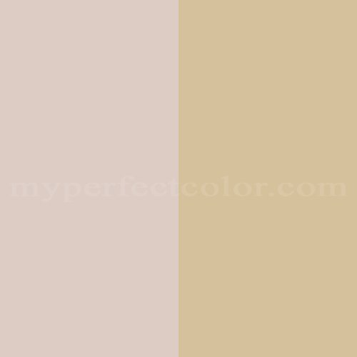 Benjamin Moore Soft Sand Accent Color