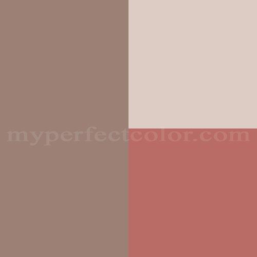 Benjamin Moore Cougar Soft Sand Color Scheme