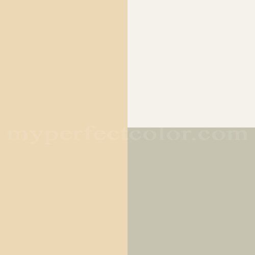 Benjamin moore color combinations interior 18 scheme - What color goes with cream ...