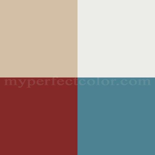 Benjamin Moore Pottery Barn Colors Winter 2008 Bold Drama