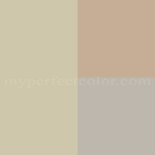 Mpc color combination the perfect beige 1 scheme created for Perfect beige paint color