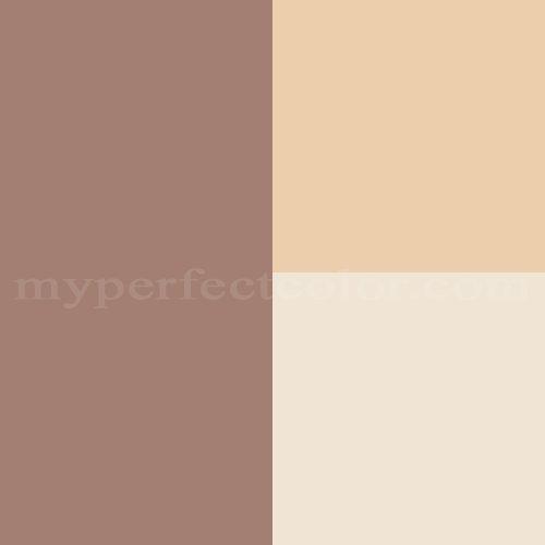 Benjamin Moore Interior Color Scheme